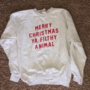 RiffRaff Christmas Sweatshirt